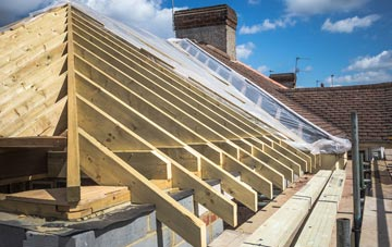 wooden roof trusses Bromley